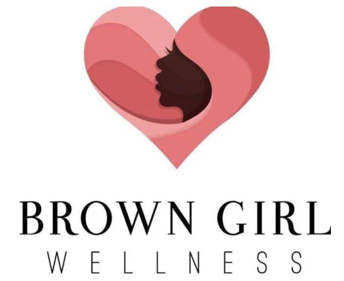 Brown Girl Wellness Logo